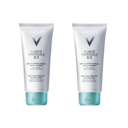 VICHY PURETE THERMALE DEMAQUILLANT 3 EN 1  2X300ML