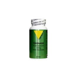 VIT'ALL+ GRENADE EXTRAIT STANDARDISE 260MG 90 GELULES VEGETALES