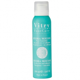 VITRY FOOT CARE HYDRA MOUSSE 150 ML