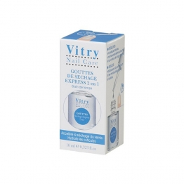 VITRY GOUTTES DE SECHAGE EXPRESS 2 EN 1 - 10ML