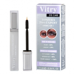 VITRY TONI CILS PRO EXPERT SERUM 2 EN 1 BASE DE MASCARA 11ML