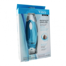 VITRY NAIL CARE PERFECT ONGLES POLISSOIR ELECTRIQUE