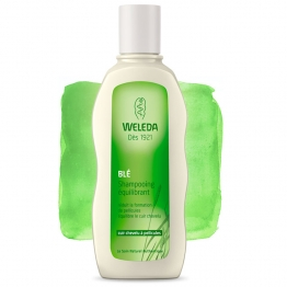 WELEDA SHAMPOOING EQUILIBRANT BLE CUIRS CHEVELUS A PELLICULES 190ML