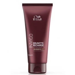 WELLA PROFESSIONALS INVIGO COLOR RECHARGE CONDITIONNEUR APRES-SHAMPOOING COOL BRUNETTE 200ML