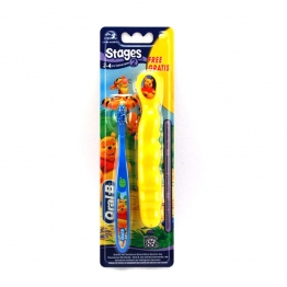 ORAL B STAGES 2 2-4 ANS