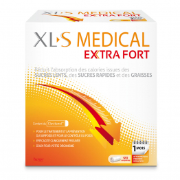 XL-S MEDICAL EXTRA FORT 120 COMPRIMES
