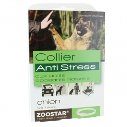ZOOSTAR COLLIER CHIEN ANTI-STRESS