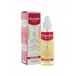 MUSTELA MATERNITE HUILE PREVENTION VERGETURES 105ML
