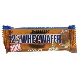 WEIDER 32% WHEY-WAFER BARRE 35G