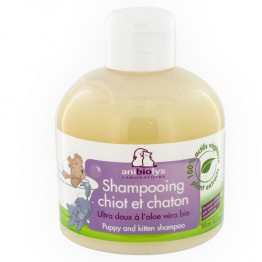 ANIBIOLYS SHAMPOOING CHIOTS ET CHATONS 300ML