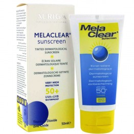 MELACLEAR SUNCREEN 50ML