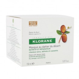 KLORANE DATTIER DU DESERT MASQUE 150ML