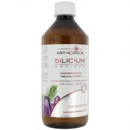 DIET HORIZON SILICIUM OPTIMUM 500ML
