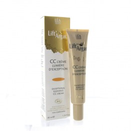 LIFT'ARGAN CC CREME LUMIERE D'EXCEPTION 40ML