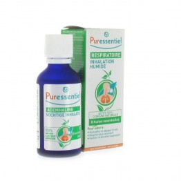 PURESSENTIEL RESPIRATOIRE SOLUTION INHALATION HUMIDE 50 ML