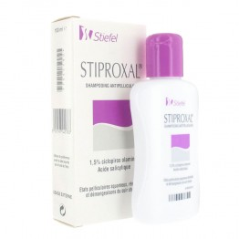 STIPROXAL SHAMPOOING ANTIPELLICULAIRE KERATOREGULATEUR 100ML