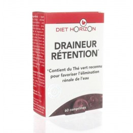 DIET HORIZON DRAINEUR RETENTION 60 COMPRIMES