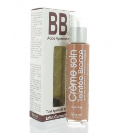 NATURADO BB CREME TEINTEE BIO BRONZE 50ML