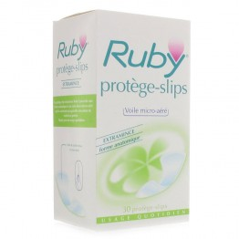 RUBY PROTEGE-SLIPS EXTRAMINCE USAGE QUOTIDIEN 30 PROTEGE-SLIPS