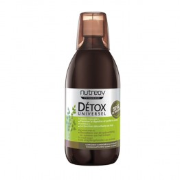NUTREOV PHYSCIENCE DETOX UNIVERSEL BOUTEILLE 500ML