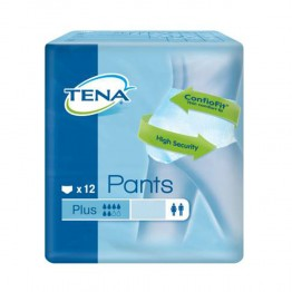 TENA PANTS PLUS LARGE x14