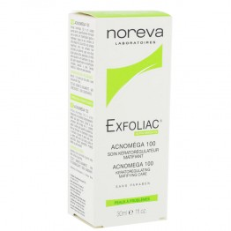 NOREVA EXFOLIAC ACNOMEGA 100 30ML