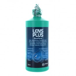 LENS PLUS OCUPURE 360 ML