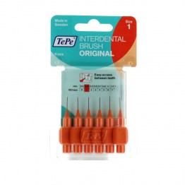 TEPE INTERDENTAL BROSSE INTERDENTAIRE 0.45MM 6U