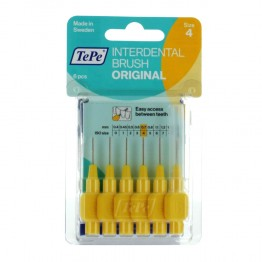 TEPE INTERDENTAL BROSSE INTERDENTAIRE 0.7MM X6