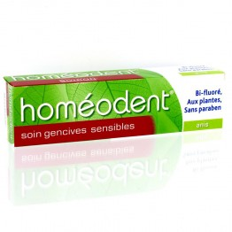 HOMEODENT SOIN GENCIVES SENSIBLES ANIS 75ML