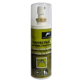 BIOVECTROL NATUREL/NATURAL ANTI-INSECTES SPECIAL TROPIQUES 100ML
