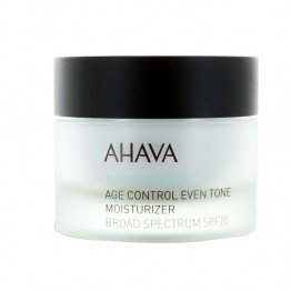 AHAVA SMOOTH SON HYDRATANT ANTI AGE TEINT PARFAIT 50 ML