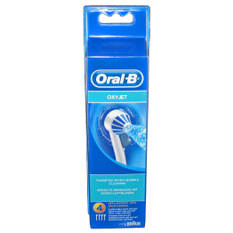 ORAL B OXYJET 4 CANULES