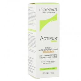 LED ACTIPUR CREME ANTI-IMPERFECTIONS TEINTEE CLAIRE 30ML