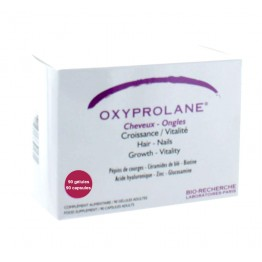 OXYPROLANE CHEVEUX ONGLES 90 GELULES