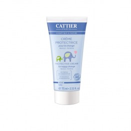 CATTIER BEBE CREME POUR LE CHANGE 75ML