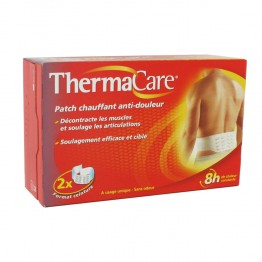 THERMACARE PATCH AUTO-CHAUFFANT DOS X2