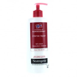 NEUTROGENA INTENSE REPAIR LAIT CORPS REPARATION INTENSE PEAUX TRES SECHES 400ML
