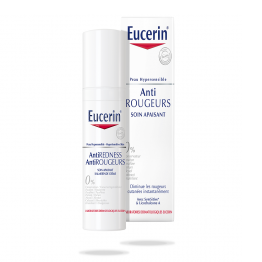 EUCERIN SOIN APAISANT ANTI ROUGEUR PEAU HYPERSENSIBLE 50 ML