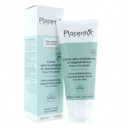 PLACENTOR VEGETAL CREME ULTRA-HYDRATANTE  PEAUX TRES SECHES 200ML