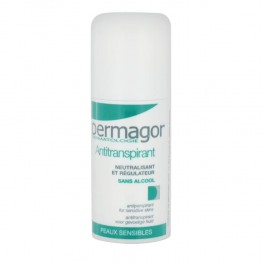 DERMAGOR ANTITRANSPIRANT NEUTRALISANT REGULATEUR PEAUX SENSIBLES 40ML