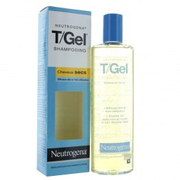 NEUTROGENA T/GEL SHAMPOOING ANTIPELLICULAIRE CHEVEUX SECS 250ML