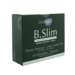 DIET WORLD B. SLIM TISANE DE REGIME 30 INFUSETTES