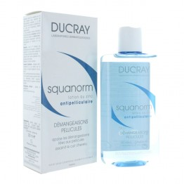 DUCRAY SQUANORM LOTION ANTIPELLICULAIRE AU ZINC 200ML