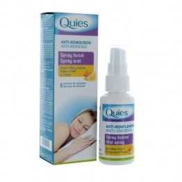 QUIES ANTI RONFLEMENT SPRAY MIEL CITRON 70ML