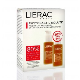 LIERAC PHYTOLASTIL SOLUTE SERUM CORRECTION 2X75ML