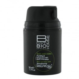 BCOMBIO HOMME SOIN ANTI-RIDES FORTIFIANT BIO 50ML