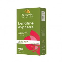 BIOCYTE KERATINE EXPRESS 10 STICKS  DE 6G