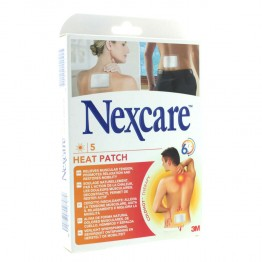 NEXCARE COLDHOT HEAT PATCH x5