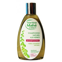 MARTINE MAHE SHAMPOOING NATUREL AUX HERBES 200ML (2108)